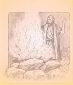 Altar des Elia